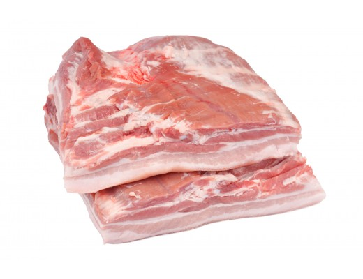 Свинна грудинка  без кістки, без шкіри