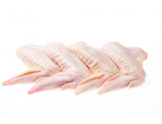 Плечова частина крила куряча